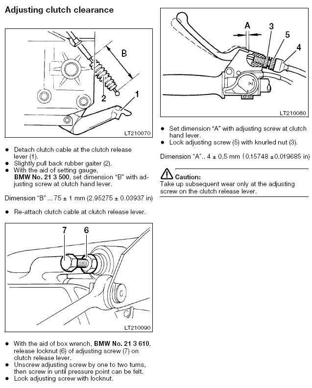 Clutch slipping and juddering on take off Image12