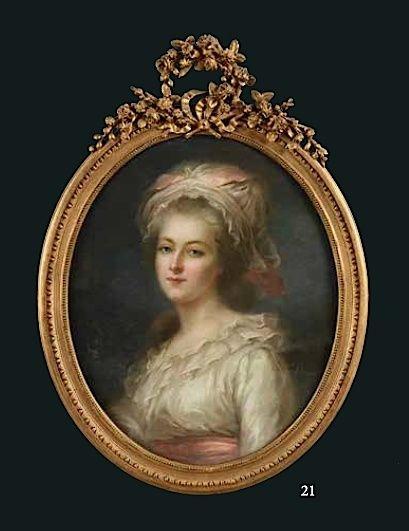 Vente de Souvenirs Historiques - aux enchères plusieurs reliques de la Reine Marie-Antoinette - Page 4 Captur10