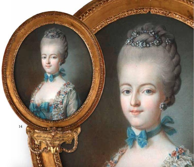 Vente de Souvenirs Historiques - aux enchères plusieurs reliques de la Reine Marie-Antoinette - Page 4 Captur12