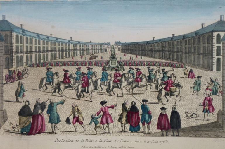 Le Paris de Marie Antoinette: vues et descriptions - Page 2 Produi10