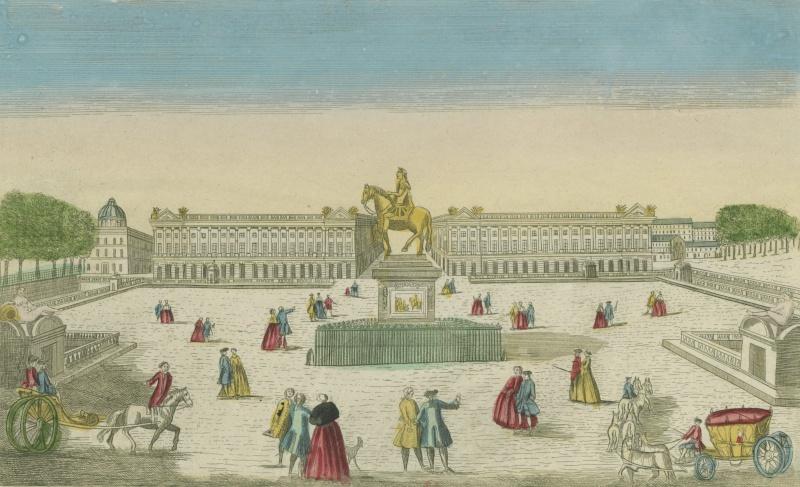 Le Paris de Marie Antoinette: vues et descriptions - Page 2 Vue_op10