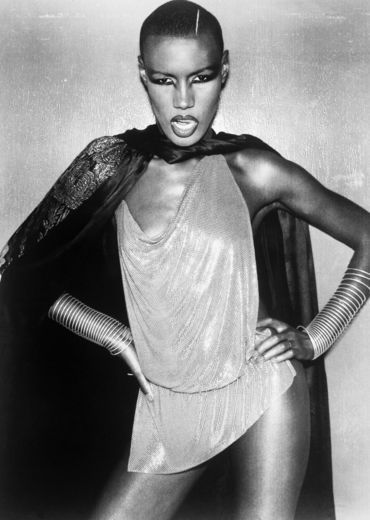 10 Things You Never Knew About... Grace Jones 21248112