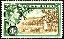 The Stamp Of History The Jamaican Postal Service 220px-12