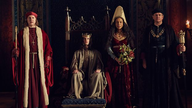 The Hollow Crown: Tom Sturridge and Benedict Cumberbatch bring Shakespeare's Henry VI to life 62410