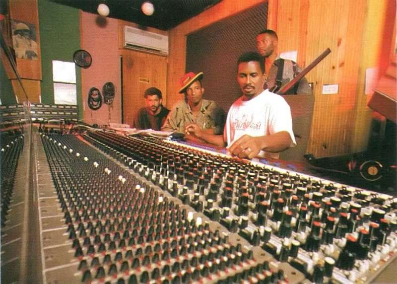 Vintage Studios: The first studios ever created in reggae land 99110