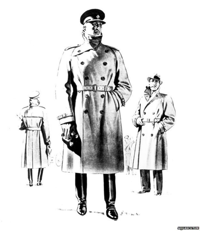 French Coat:  The History Of The French Coat _7770010