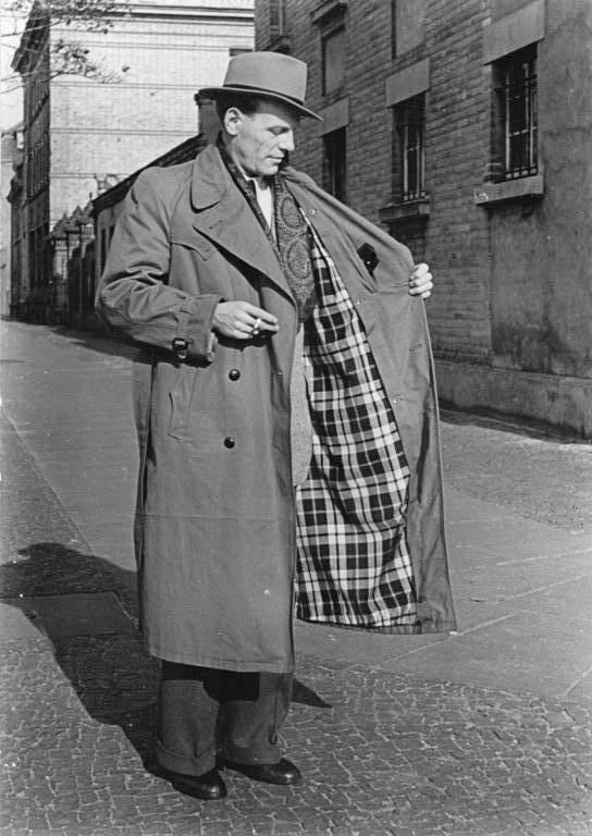 French Coat:  The History Of The French Coat Bundes10