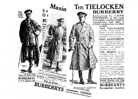 French Coat:  The History Of The French Coat Burber10