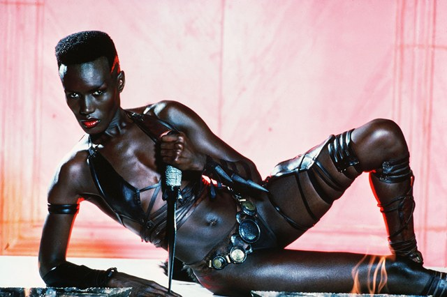 10 Things You Never Knew About... Grace Jones Catwal10
