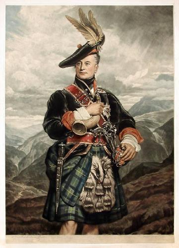 Tartan Fashion: The history of Plaid George11