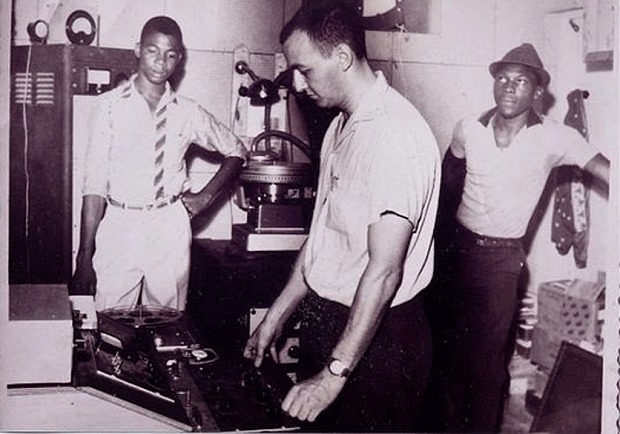 Vintage Studios: The first studios ever created in reggae land Goodal10