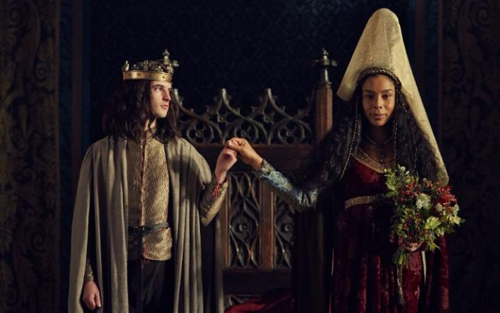 The Hollow Crown: Tom Sturridge and Benedict Cumberbatch bring Shakespeare's Henry VI to life Hollow10