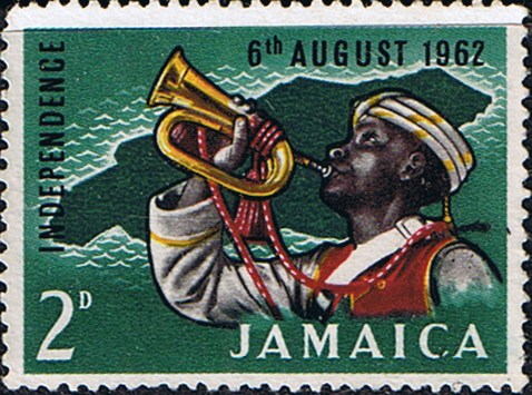 The Stamp Of History The Jamaican Postal Service Jamaic12