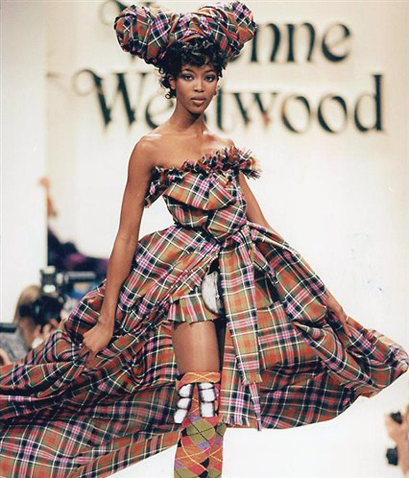 Tartan Fashion: The history of Plaid Scotti13
