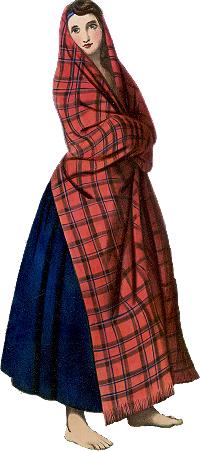 Tartan Fashion: The history of Plaid Sincla10