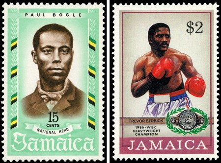 The Stamp Of History The Jamaican Postal Service Stamps10