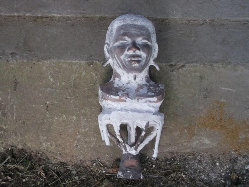 Les étapes pour un Bronze de Madiba Dycoch13