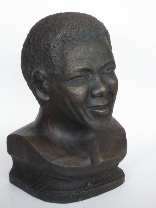 Les étapes pour un Bronze de Madiba Madiba13