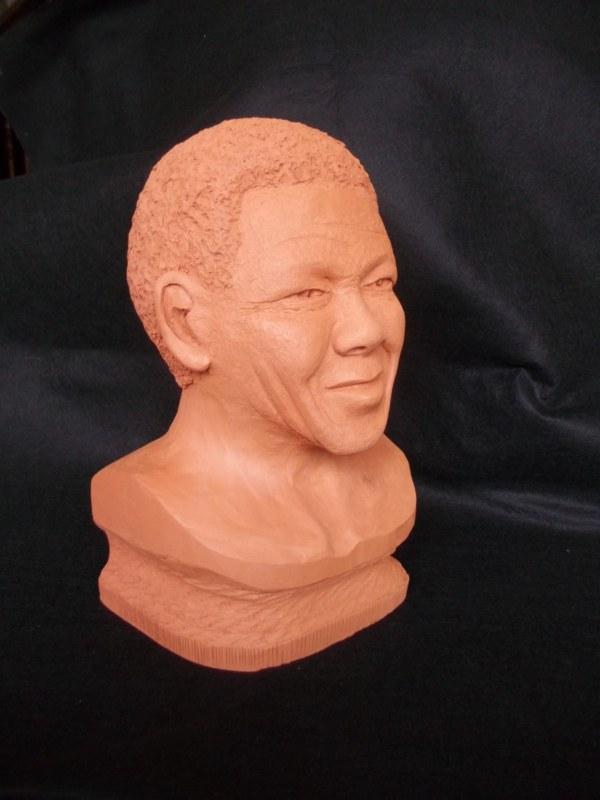 Les étapes pour un Bronze de Madiba Origin11