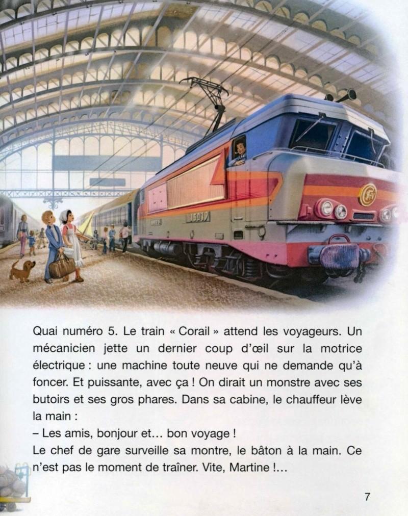 Martine prend le train Image14