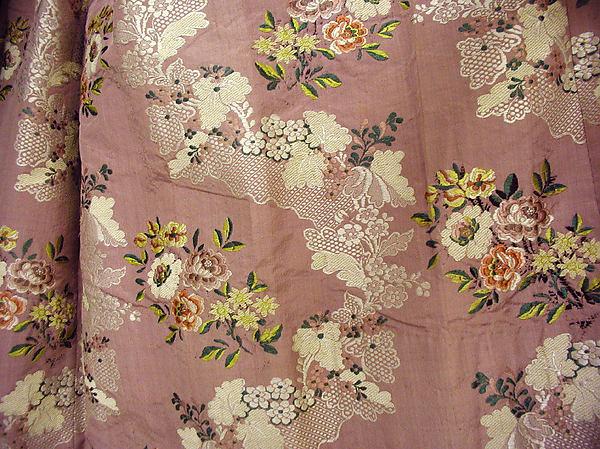 robes XVIIIe: styles, couleurs et matières  Tumblr17