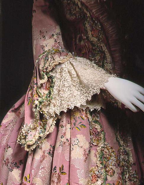 robes XVIIIe: styles, couleurs et matières  Tumblr18