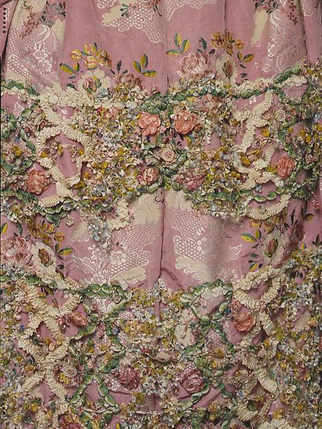 robes XVIIIe: styles, couleurs et matières  Tumblr19