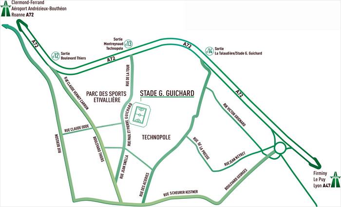 Stade Geoffroy-Guichard Stade_73