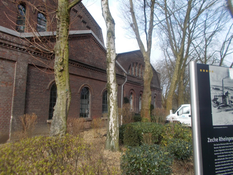 Zeche Rheinpreußen Schacht 1 Dscn1413