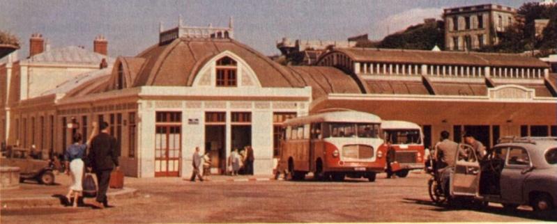 gare de Granville dans les années 60 Gare2010