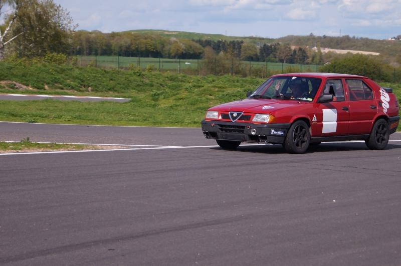 Alfa 33 préparation piste - Page 8 Dsc05310