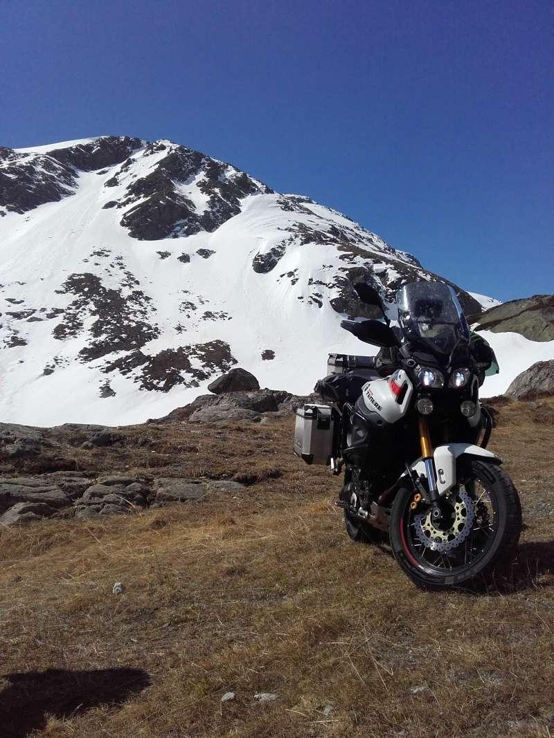 Ma belle aux Dolomites 20160513