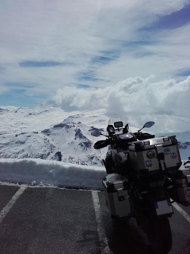 Ma belle aux Dolomites 20160514