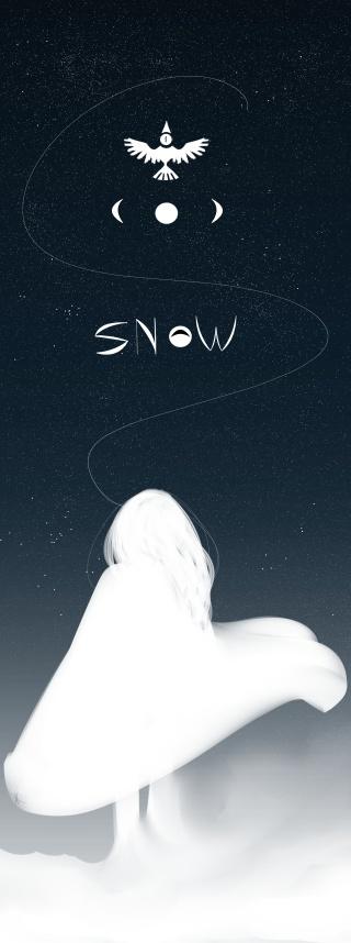 La galerie de Loukaï - Page 2 Snow_m12