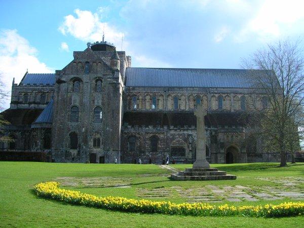 Concert à Romsey Abbey au Royaume-Uni le 23 avril 2016 Cefib610