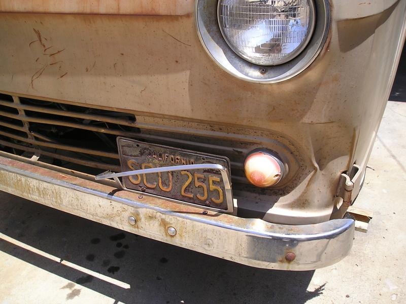 Russell's '66 Sportvan Deluxe First_16