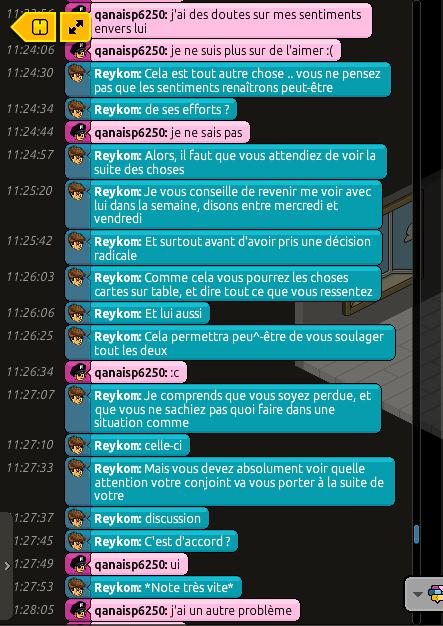 Rapports d'actions RP de Reykom [C.H.U] 319