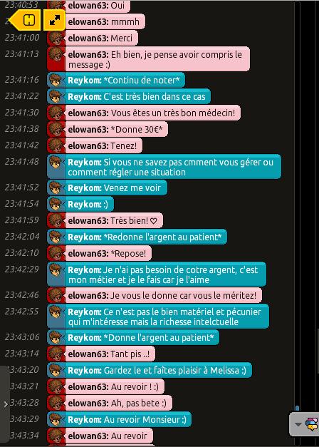 Rapports d'actions RP de Reykom [C.H.U] 617