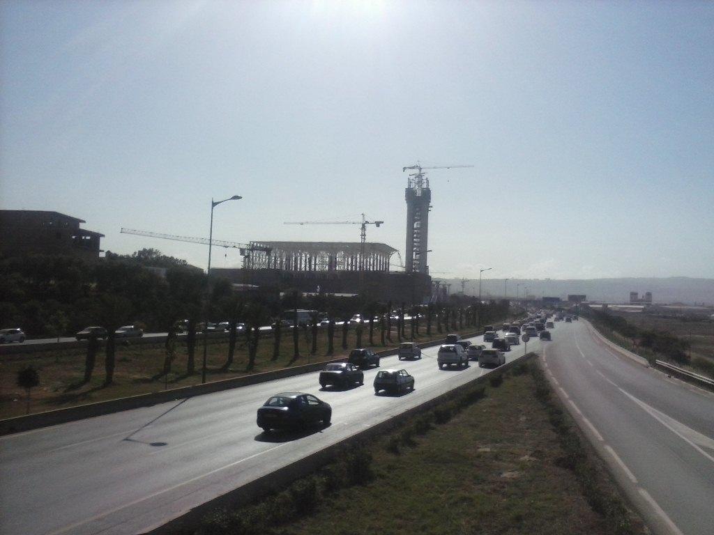 مشروع جامع الجزائر الأعظم: إعطاء إشارة إنطلاق أشغال الإنجاز - صفحة 14 P29-0526