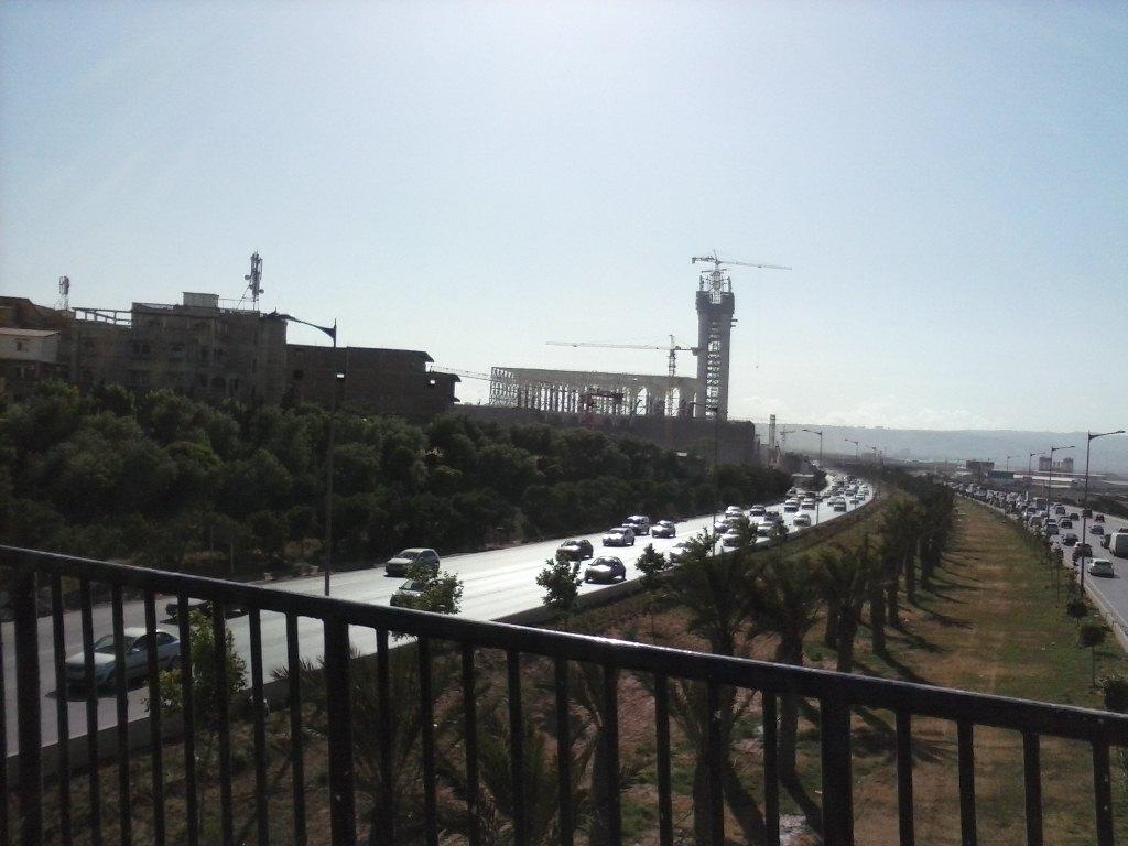 مشروع جامع الجزائر الأعظم: إعطاء إشارة إنطلاق أشغال الإنجاز - صفحة 14 P29-0528