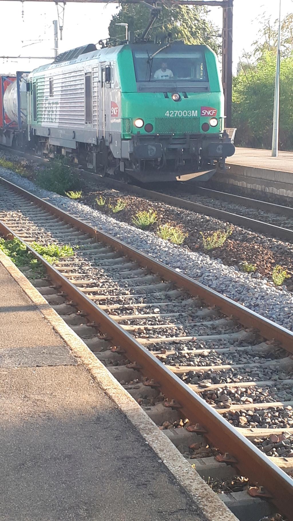 Gare d'angouleme  un dimanche matin 20181013