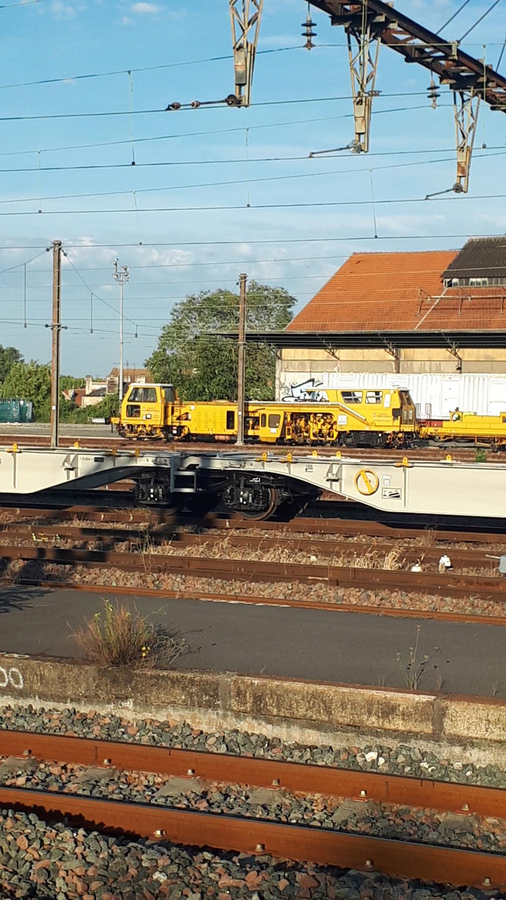 Gare d'angouleme  un dimanche matin 20181014