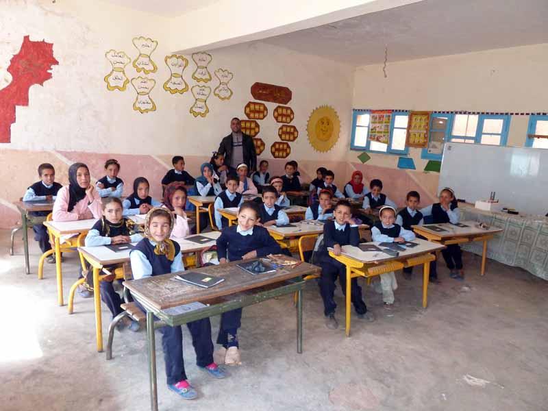 Projet au Maroc - 16 avril au 1er mai 002711