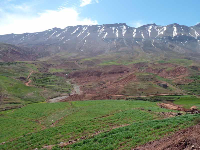 Projet au Maroc - 16 avril au 1er mai 002811
