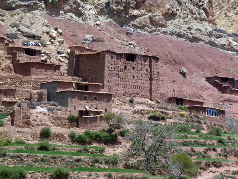 Projet au Maroc - 16 avril au 1er mai 003010