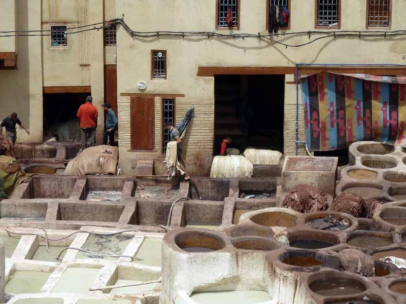 Projet au Maroc - 16 avril au 1er mai 004010