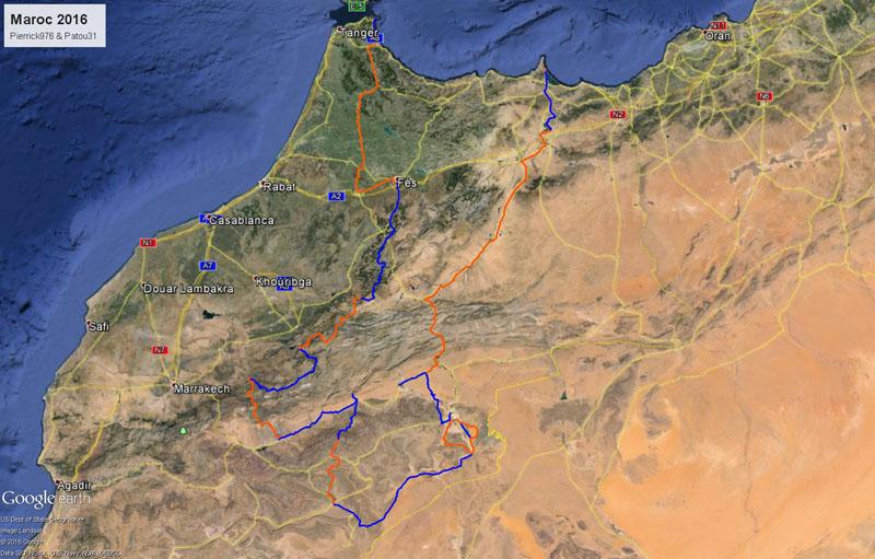 Projet au Maroc - 16 avril au 1er mai Parcou10