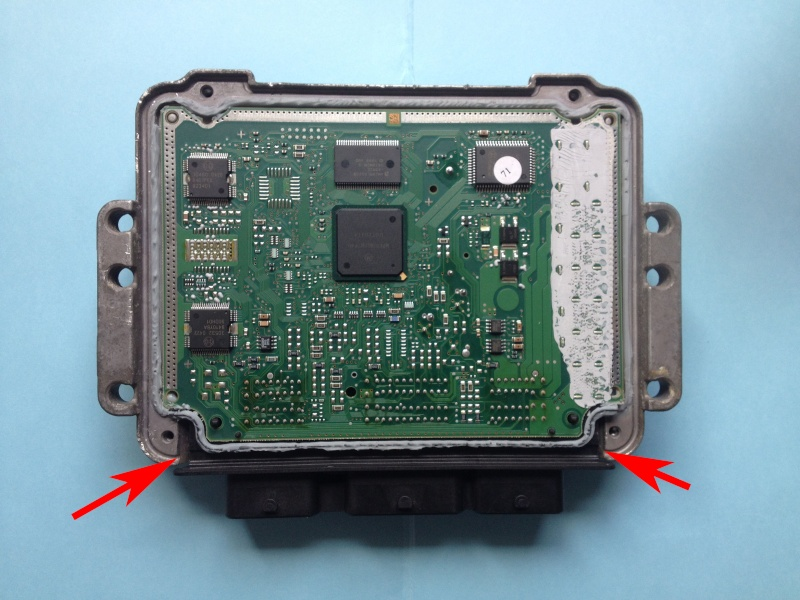 (Résolu) Comment remplacer un calculateur sur une 206 MUX ? Img_4514