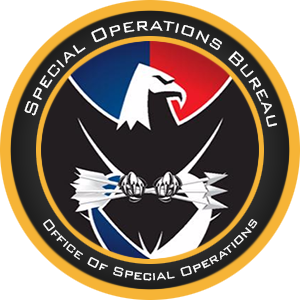 Bureau du Sergent Alvaro Alcantar 14641810