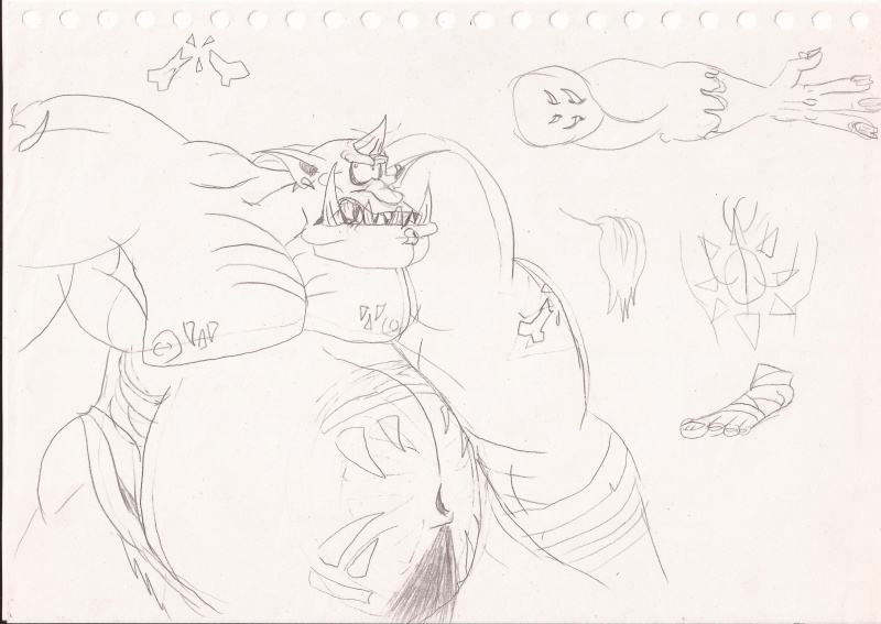 Les Oeuvres Noires de Godforoth - Page 2 Ogre10